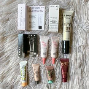 10-Piece NEW High End Sephora Deluxe Beauty Bundle